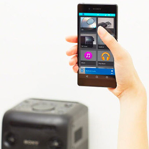 Sony MHC-V11 High Power Home Audio System