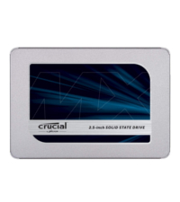 Crucial クルーシャル SSD 500GB 7mm 2.5インチ MX500シリーズ SATA3.0 9.5mmアダプター付 CT500MX500SSD1/JP