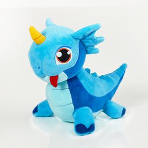 Amazon.com: Dragon Mania Legends Water Baby Plush: Toys & Games