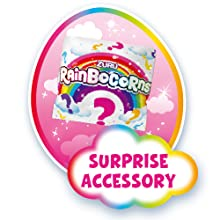 Zuru Series 2 Rainbocorns Surprise Mystery Egg Plush Assorted, 9202-Zu