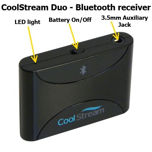 Coolstream Bluetooth Adapter For Audi And Volkswagen Ipod: Amazon.com: CoolStream Duo. Bluetooth Adapter/Bluetooth