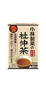 小林製薬の杜仲茶