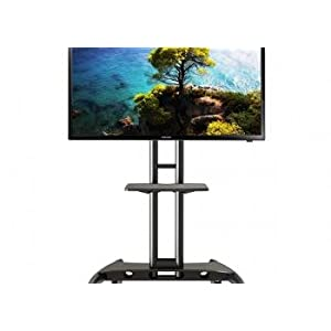 NB AVA1500-60-1P - Soporte móvil de suelo para pantallas LCD, LED ...