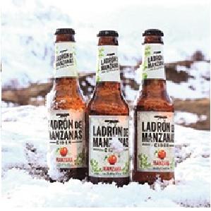 La combinación perfecta de manzanas dulces y ácidas para conseguir un sabor naturalmente refrescante.