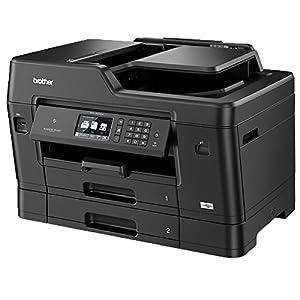 Brother MFC-J6930DW - Impresora multifunción de tinta A4 y A3 (WiFi, fax, función a doble cara en todas las funciones, doble bandeja, NFC)