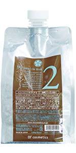 オブ・コスメティックス トリートメントオブヘア・2 エコサイズ(白樺の香り)1,000g