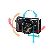 Canon PowerShot G7 X Mark II Digital Camera - Black