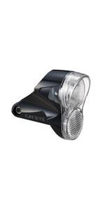 CAT EYE hub dynamo LED head light HL-HUB150 White 75727 fromJAPAN
