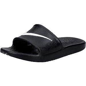Nike Kawa Shower, Men's Shoes, Black (Black/White), 7 UK (41 EU)