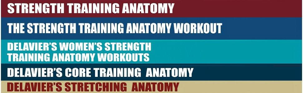 Buy Strength Training Anatomy Book Online at Low Prices in India ...