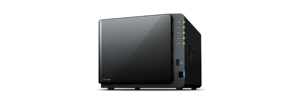 Synology DS416 Play - Dispositivo de almacenamiento en red