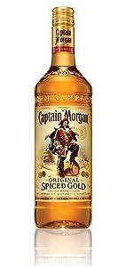 Captain Morgan Jamaica Rum Ron, 700ml: Amazon.es ...