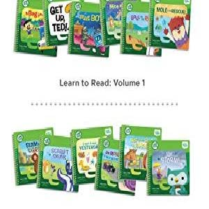 LeapStart 3D Learn to Read Series