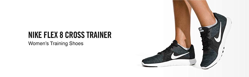 Nike Women's W Flex Trainer 8 Fitness