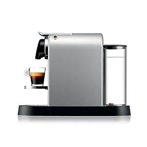 Nespresso DeLonghi Citiz EN167.W - Cafetera monodosis de cápsulas ...