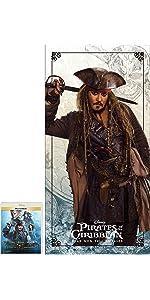 【Amazon.co.jp限定】 パイレーツ・オブ・カリビアン/最後の海賊 MovieNEX オリジナルバスタオル付
