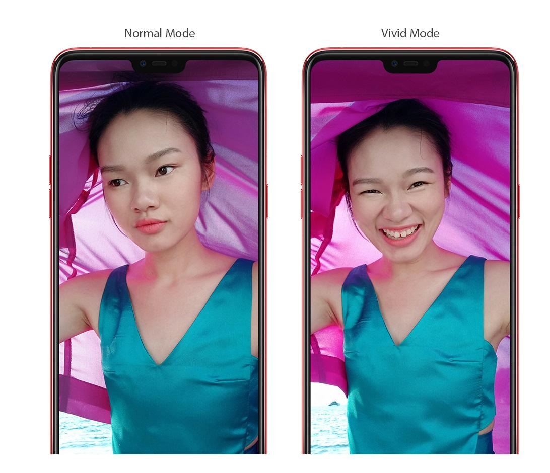 Oppo F7 (Silver, 64GB)(Without Offers)