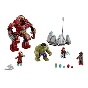 Amazon.com: Juguete para construir Lego Super Heroes The ...