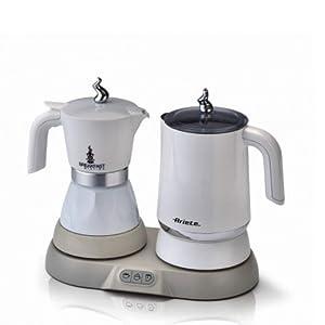 Ariete 1344 Independiente - Cafetera (Independiente, Cafetera moka eléctrica, 0,25 L, 500 W, Blanco): Amazon.es: Hogar