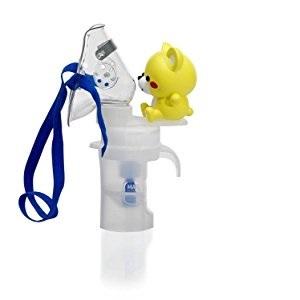 OMRON C-801KD - Inhalador sin aspirador nasal para niños y bebé ...
