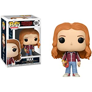 Funko Pop!- MAX Skateboard Stranger Things S2 Figura de Vinilo (22569)
