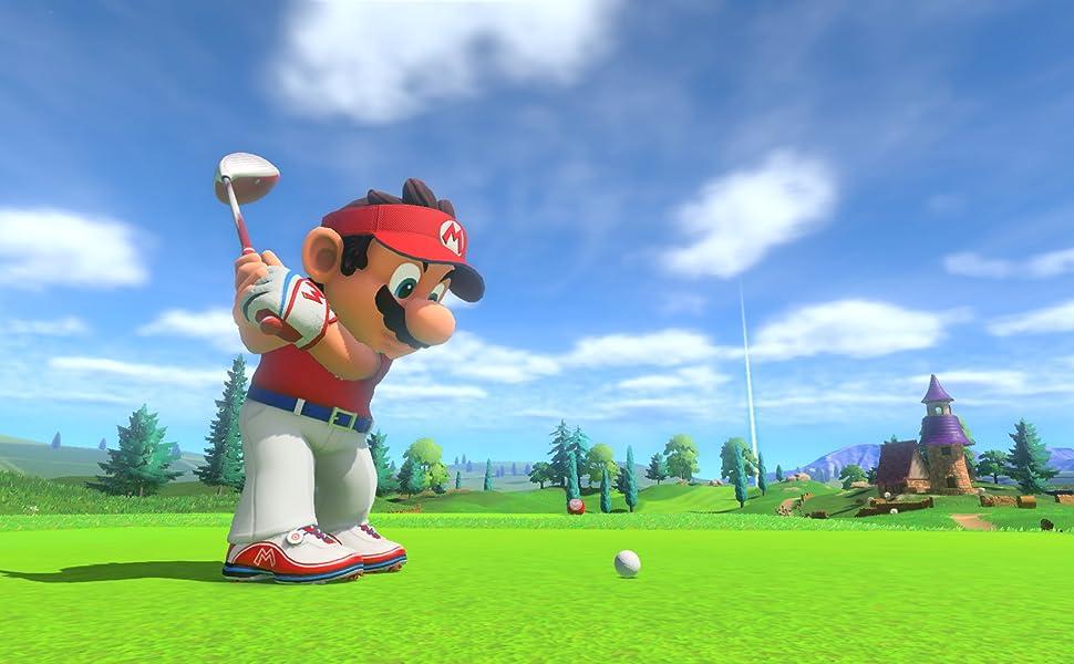 SWITCH Mario Golf: Super Rush : Nintendo: Amazon.es: Videojuegos