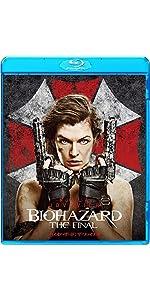 バイオハザード:ザ・ファイナル [AmazonDVDコレクション] [Blu-ray]