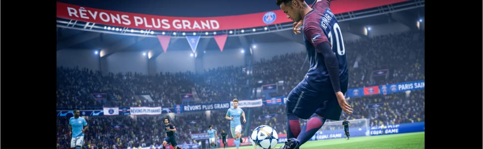 Amazon.com: FIFA 19 - Standard - PlayStation 4: Electronic ...