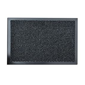Barrier mats heavy duty non slip backing 3 colours for Door mats amazon