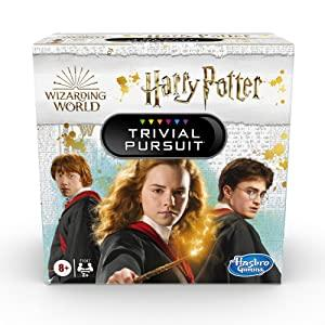trivial pursuit wizarding world harry potter; harry potter trivial pursuit; harry potter movies