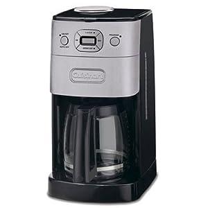 Amazon.com: Cafetera automática de Cuisinart para 10 ...