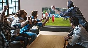 LG 55UK6100PLB - Televisor de 55 (Smart TV, 4K Ultra HD, 3840 x ...