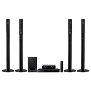 Samsung HT-J5550WK Smart Bluetooth Multi Region Free