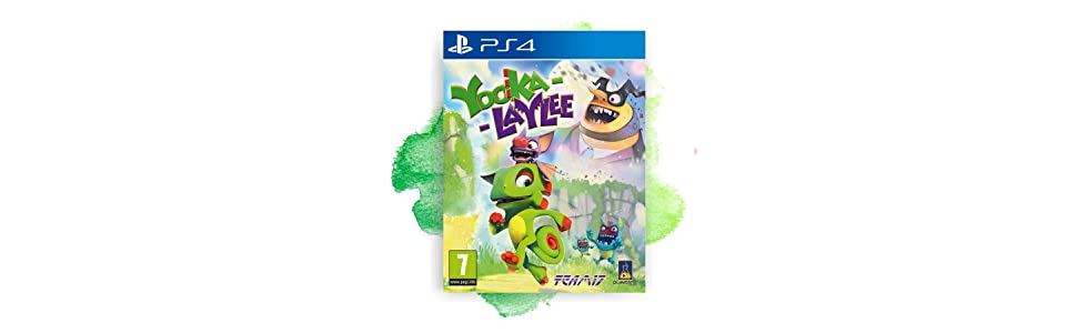 Yooka-Laylee: playstation 4: Amazon.es: Videojuegos
