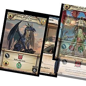 Devir - Hero Realms, juego de cartas (BGHR): Amazon.es: Juguetes y juegos