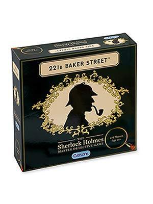221 Baker Street Box