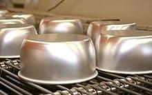バージンアルミを使った高品質な製品が特徴
