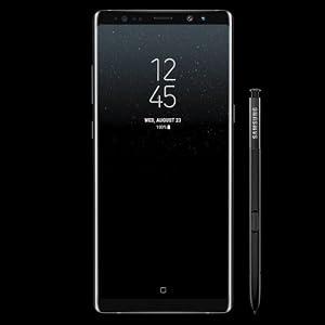 Samsung Galaxy Note 8 Dual SIM - 64GB, 6GB RAM, 4G LTE, Midnight