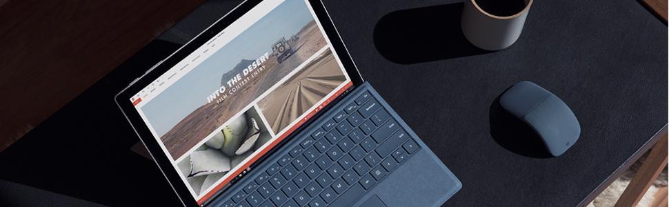 Microsoft Surface Pro (Core-i7 7th Gen/8GB/256GB/Windows 10 Pro/Integrated  Graphics), Silver