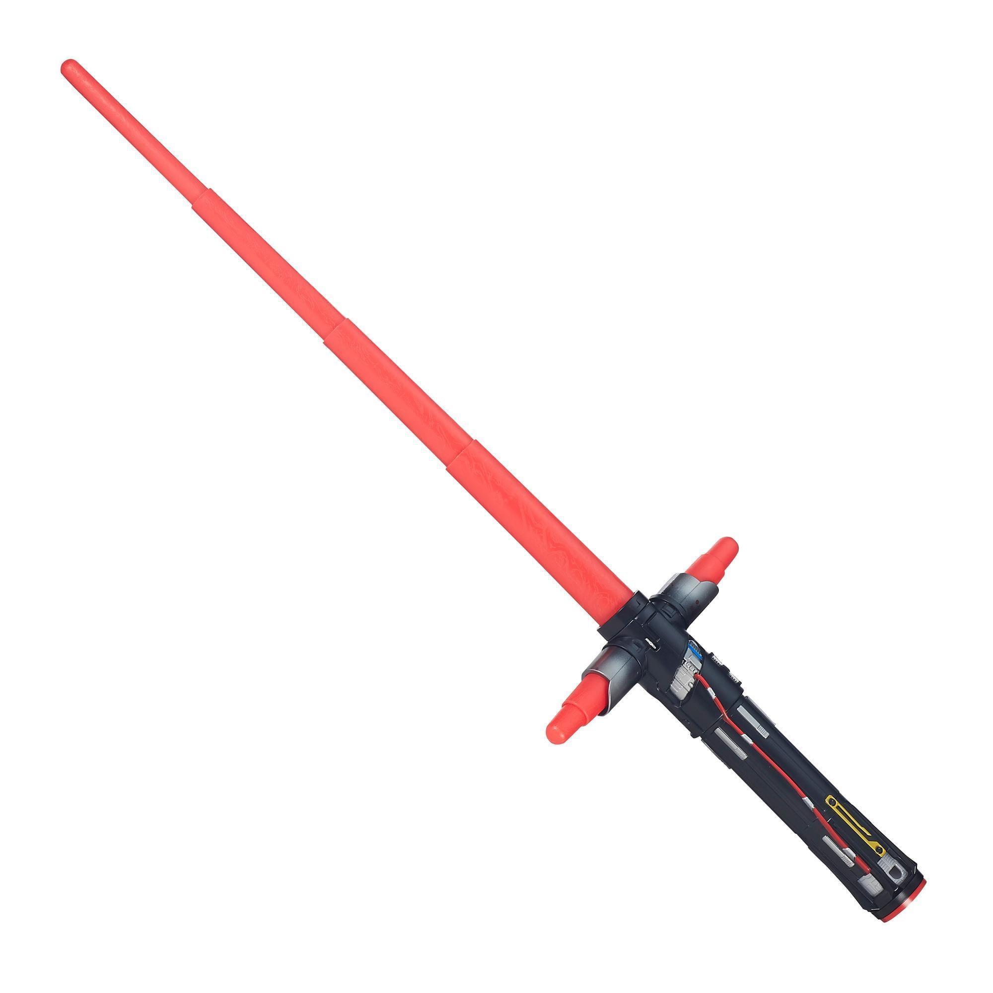 amazon com star wars the force awakens kylo ren extendable