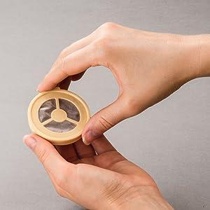 Xavax Dauerpad geeignet für Philips Senseo und baugleiche Kaffeepadmaschinen ...