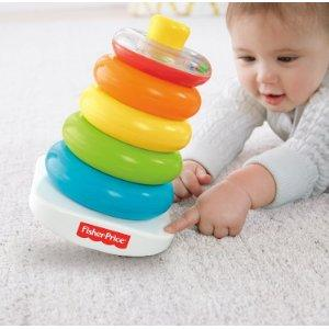 Pila de Aritos Fisher Price 11