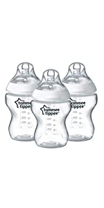 Baby bottle, bottle, tommee tippee, closer to nature