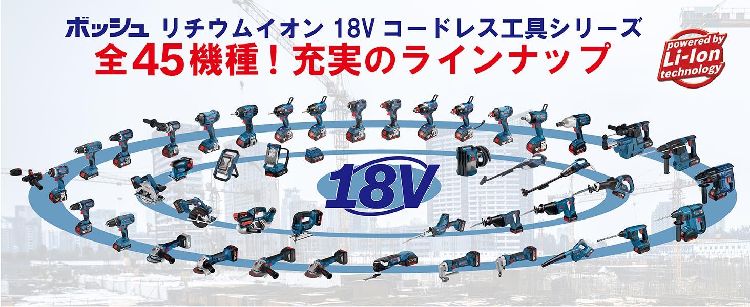 BOSCH(ボッシュ) 18VバッテリーUSBアダプター(本体のみ) GAA18V-24