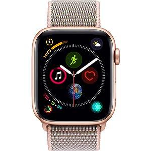 Apple Watch Series 4 Gold Aluminum Case