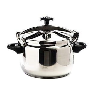 TRUST PStainless Steel Pressure Cooker 11 Liter, 28C11