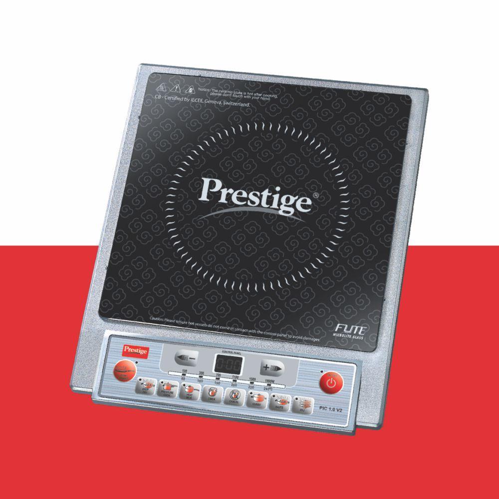 Prestige PIC 1.0 V2 1900 Watt Induction Cooktop