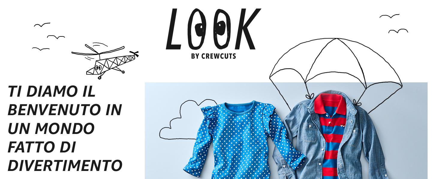 da bambina Pantalone in Ponte LOOK by Crewcuts