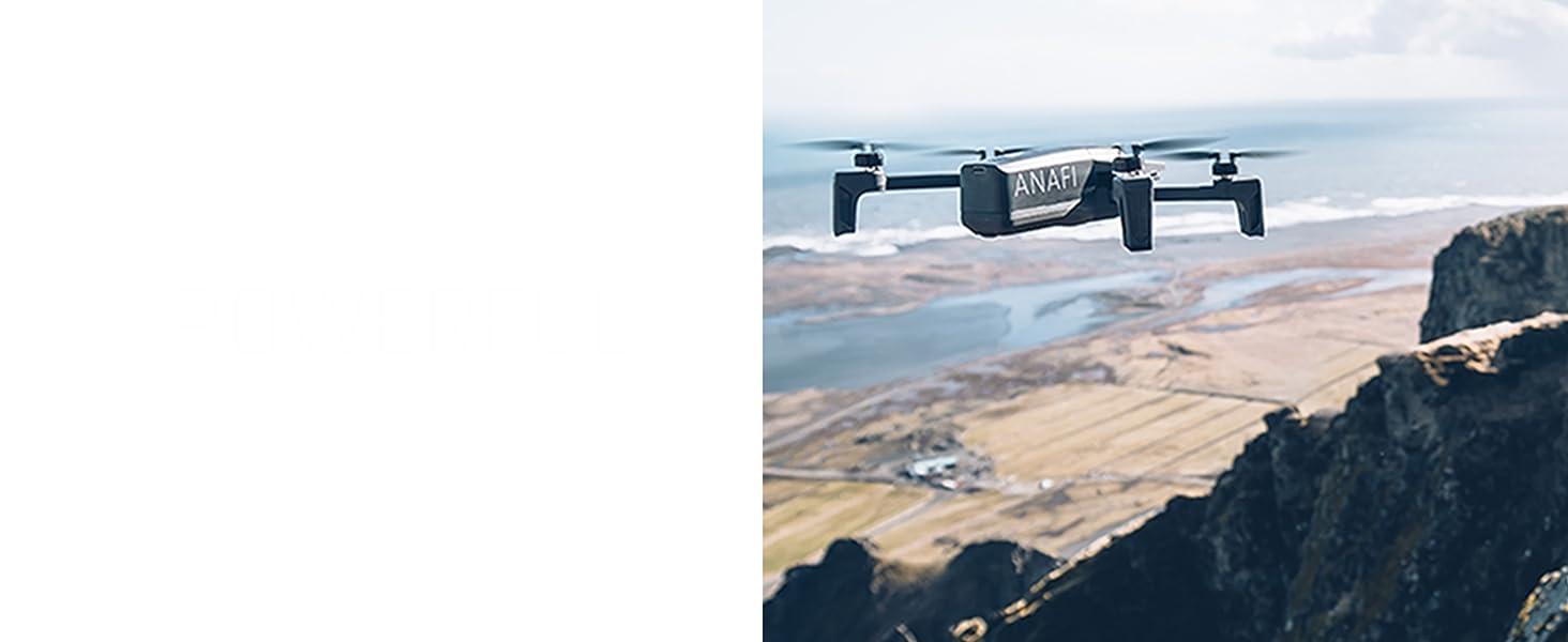 ANAFI Drone - Ισχυρό