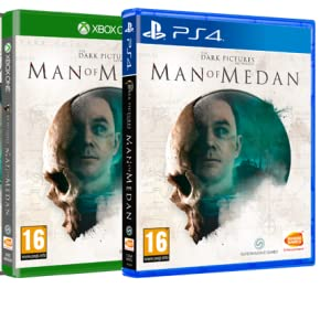 The Dark Pictures: Man Of Medan for Xbox One: Amazon.es: Videojuegos